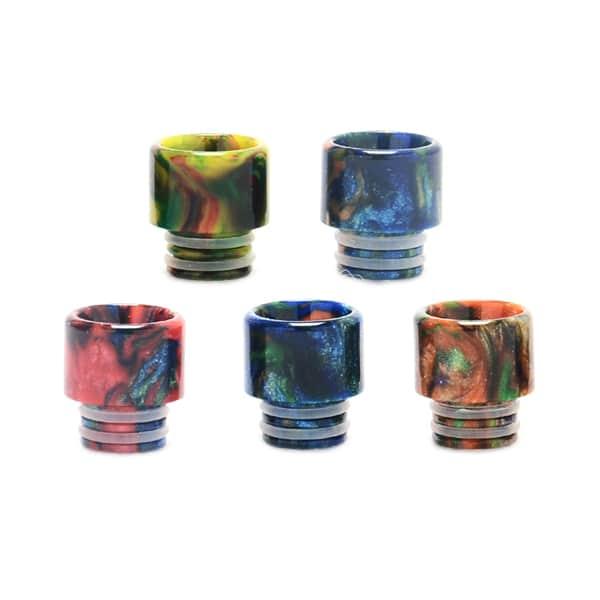 510 Short Resin Drip Tip