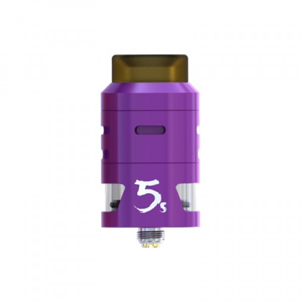 iJoy RDTA5S Compact Rebuildable Tank (24.5 mm)