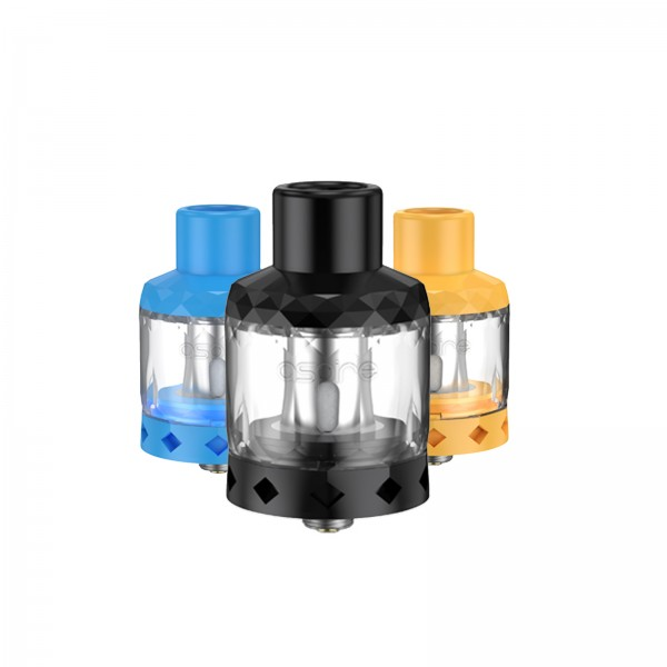 Aspire Cleito Shot Disposable Tank (3 Pack)